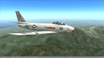 US Navy VF-191 Satan's Kittens Skin Pack for DCS F-86F