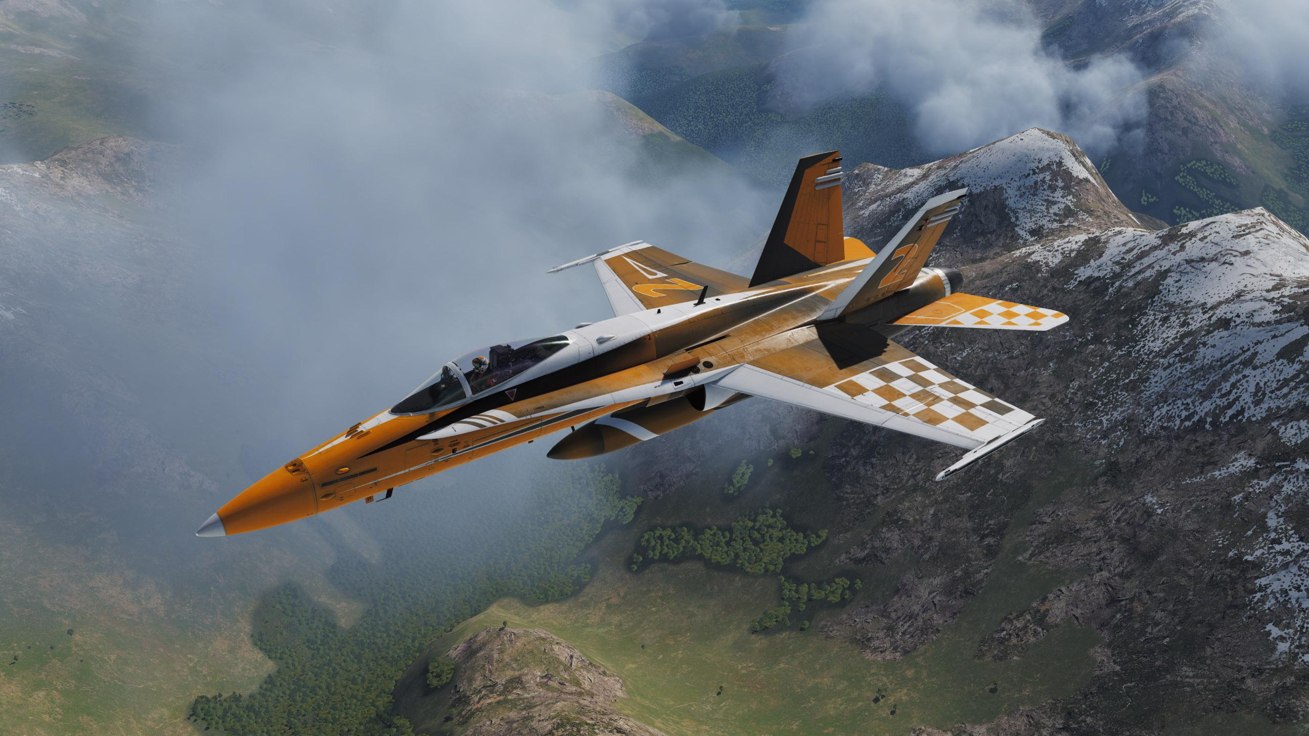 F18 ATLAS RACER N°2