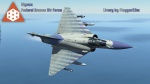 Rigaux Federal Erusea Air Force for Mirage 2000C Version 2.0 by Flogger23m