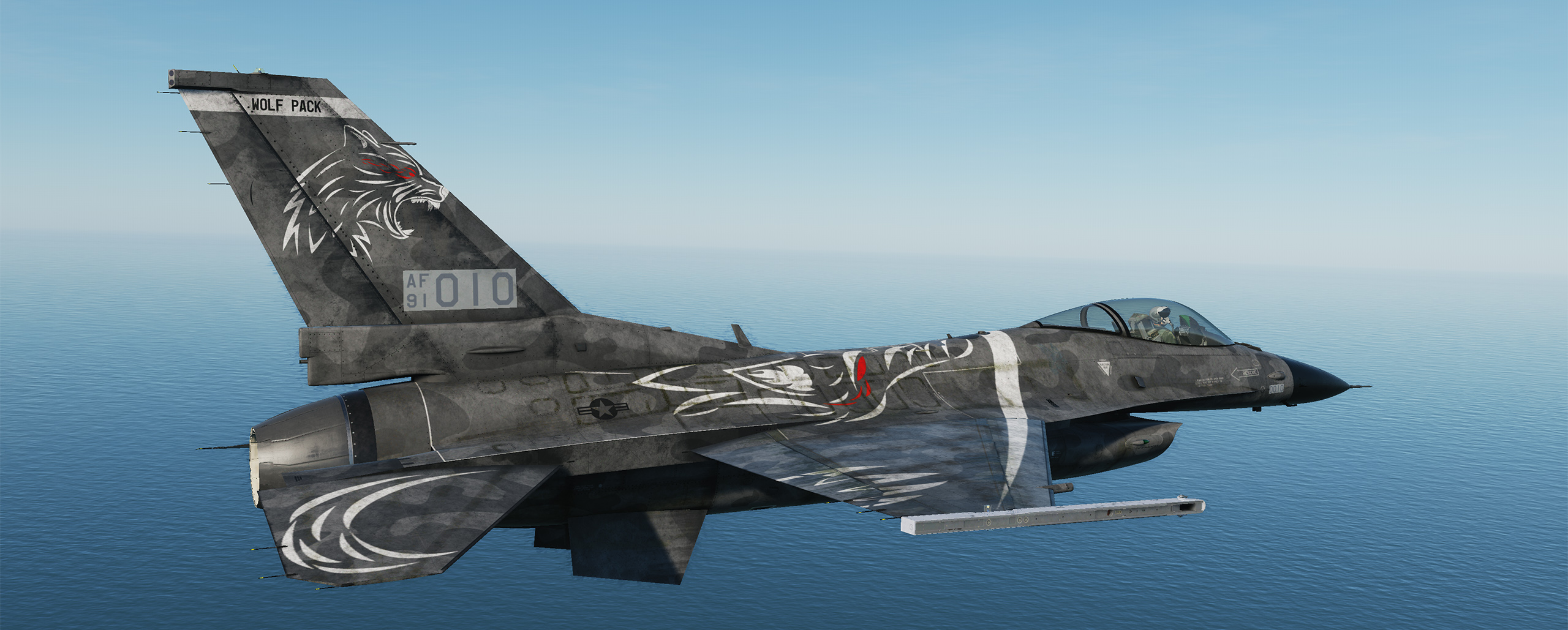 F-16C Wolf Pack [Fictional]
