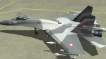 DCS FC3 SU-27 Indonesian Air Force Grey