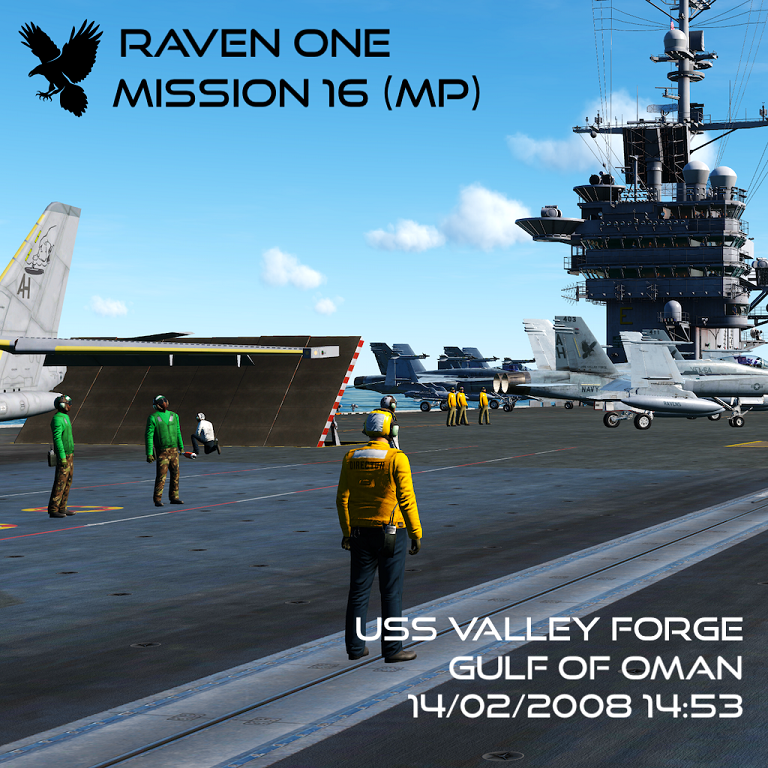 Raven One Bonus Mission with Skins