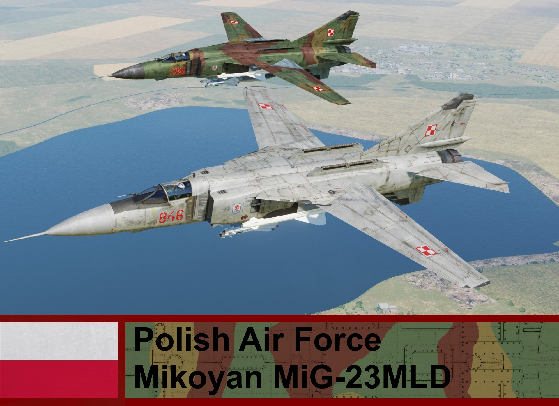 Polish Air Force Mig-23MLD, 28th Fighter Aviation Regiment