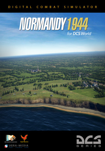 DCS: Normandy 1944 Map