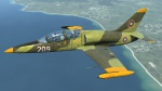 Bulgarian L-39 tact. number 209 /Updated to ZA
