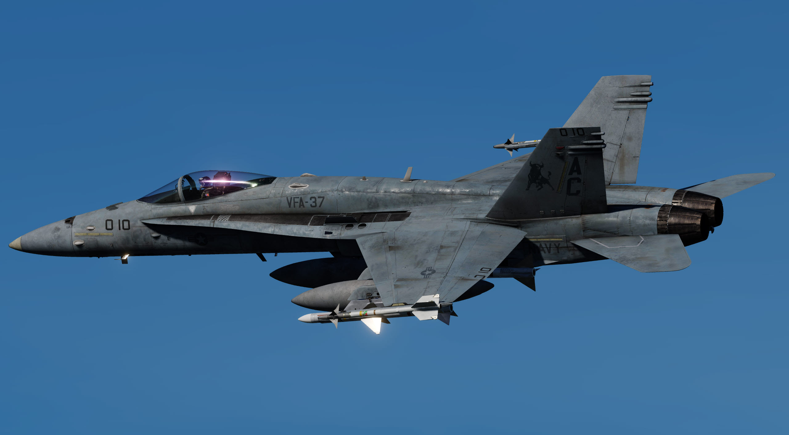 "F/A-18C ""Heavy-weight"""