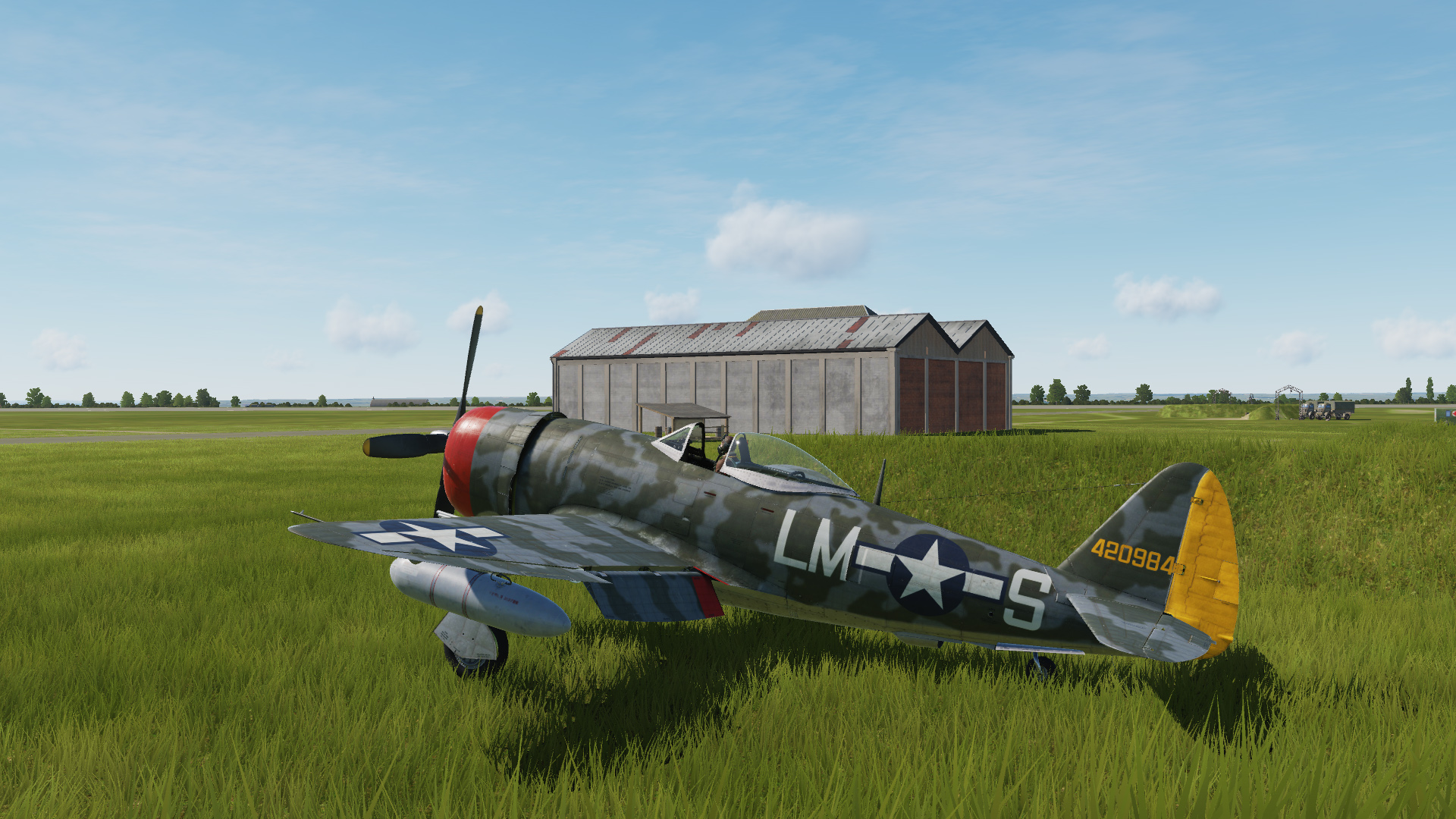 56th FG, 62nd FS Generic camo skin