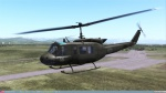 UH-1H Colombian Air Force Skin Pack
