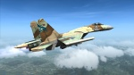 Su-27 Flanker Israeli Air Force 253 Squadron 'Negev'