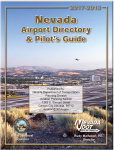 2017-2018 Nevada Airport Directory and Pilot Guide