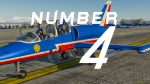 "L-39 ""Patrouille de France"" Number 04"