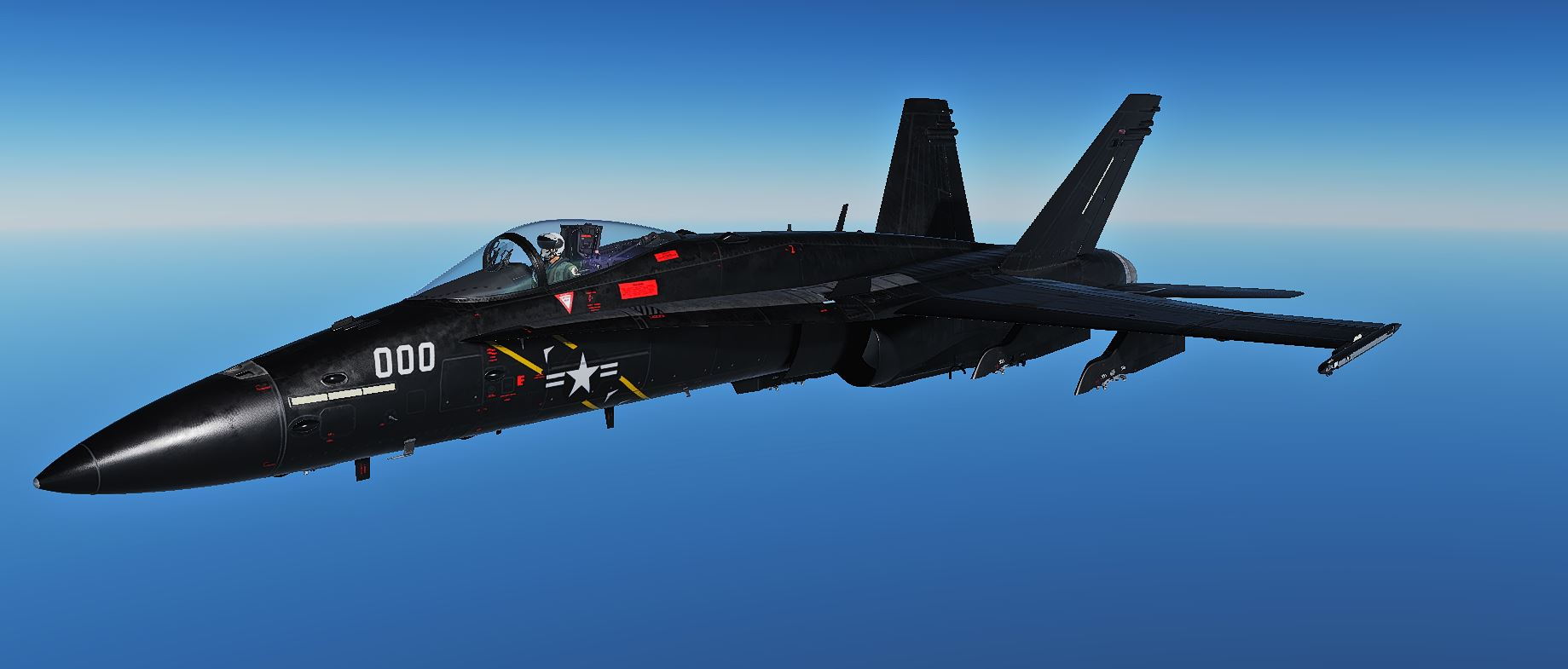 Black F18