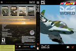 Custom made DVD cover for DCS: World