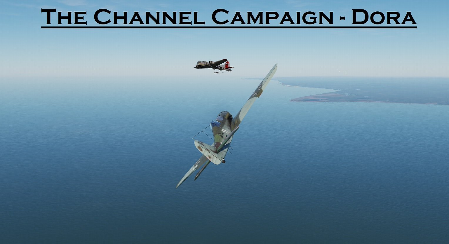 WWII The Channel FW190-D9 using Mbot Dynamic Campaign Engine