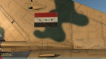 Iraqi Air Force Mig-21 BIS Skin