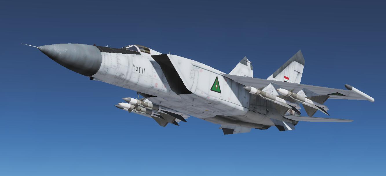 """МиГ-25 против современного беспилотника. Последний бой """"Летучей лисицы"""""""
