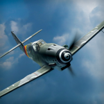 Fine chassis tuning and FM tuning Bf-109K-4