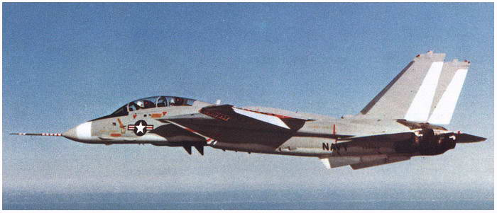 F-14 First Prototype 157980
