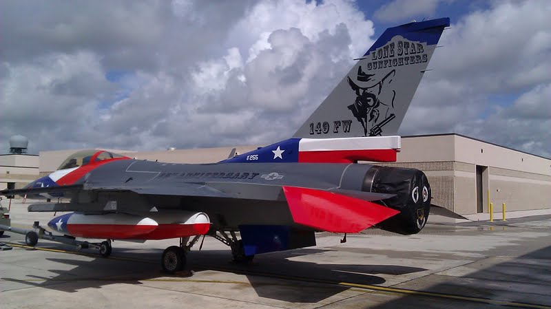 USAF 182nd Fighter Squadron 65th Anniversary