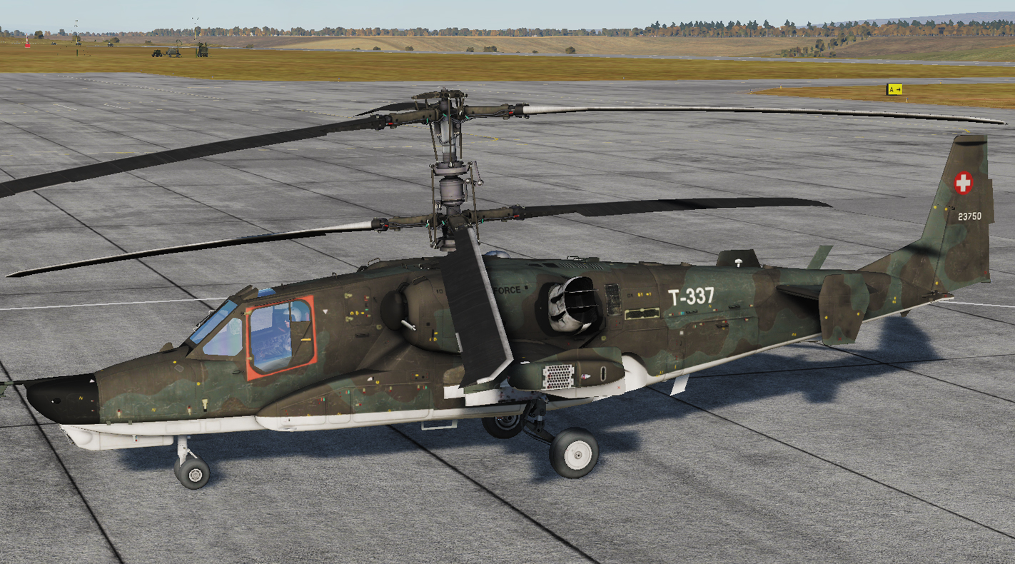 Fictional Swiss Ka-50 v3