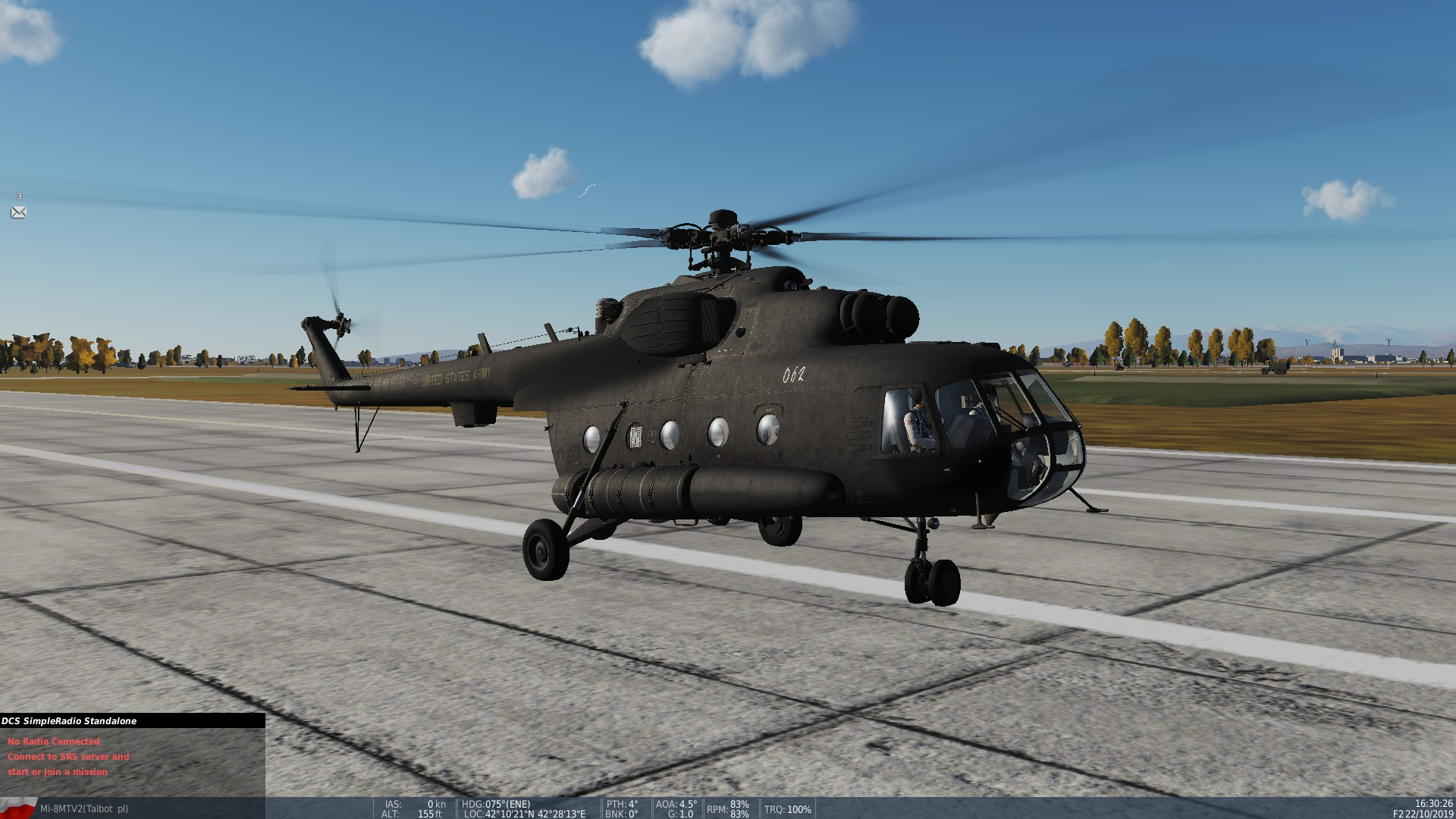 USA Gothic Serpent Mi-8