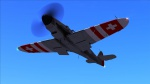 Swiss Air Force BF-109 skin pack