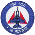 RNoAF Squadron Patches (logbook)