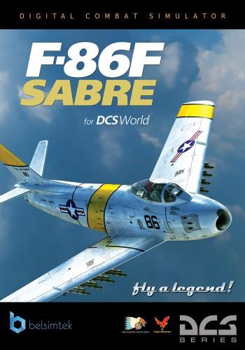 DCS: F-86F Sabre от Белсимтек