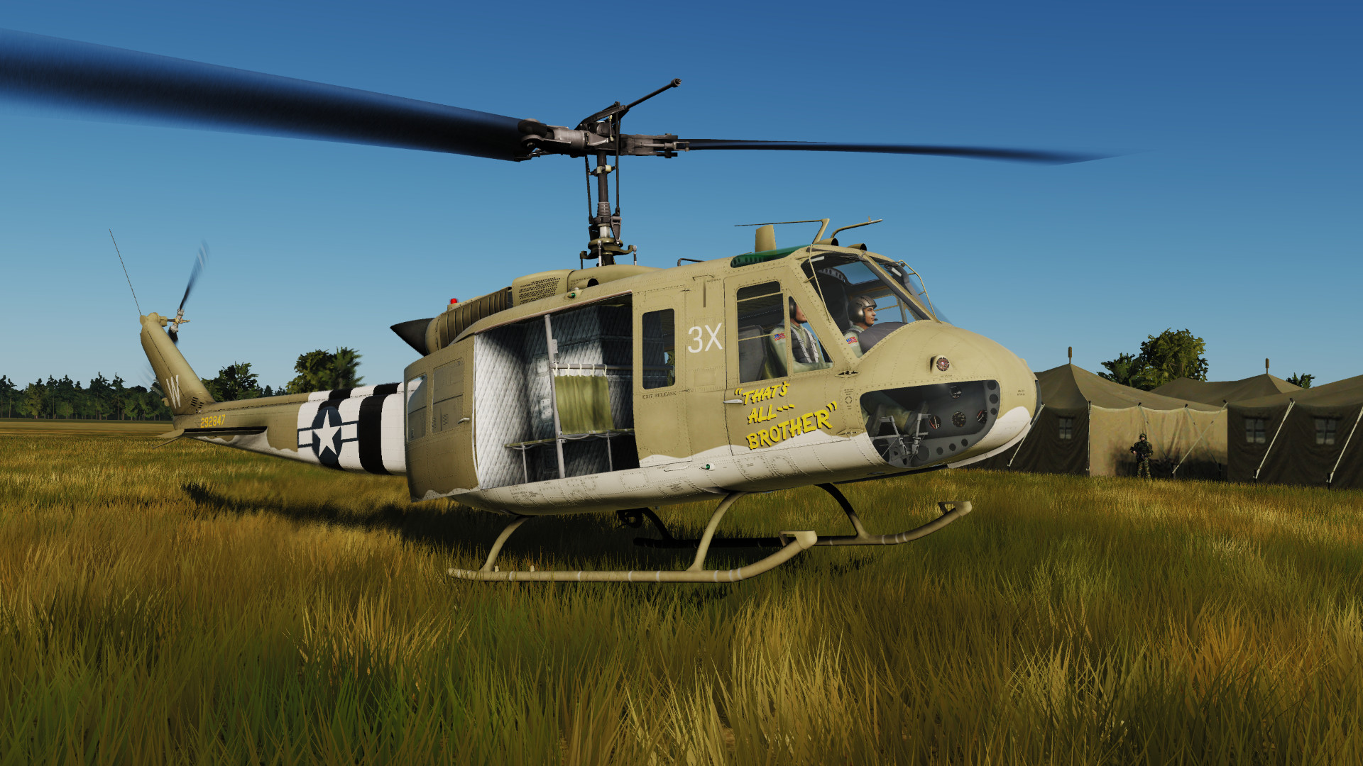 """UH-1H """"That's All Brother"""" (Fictional"""