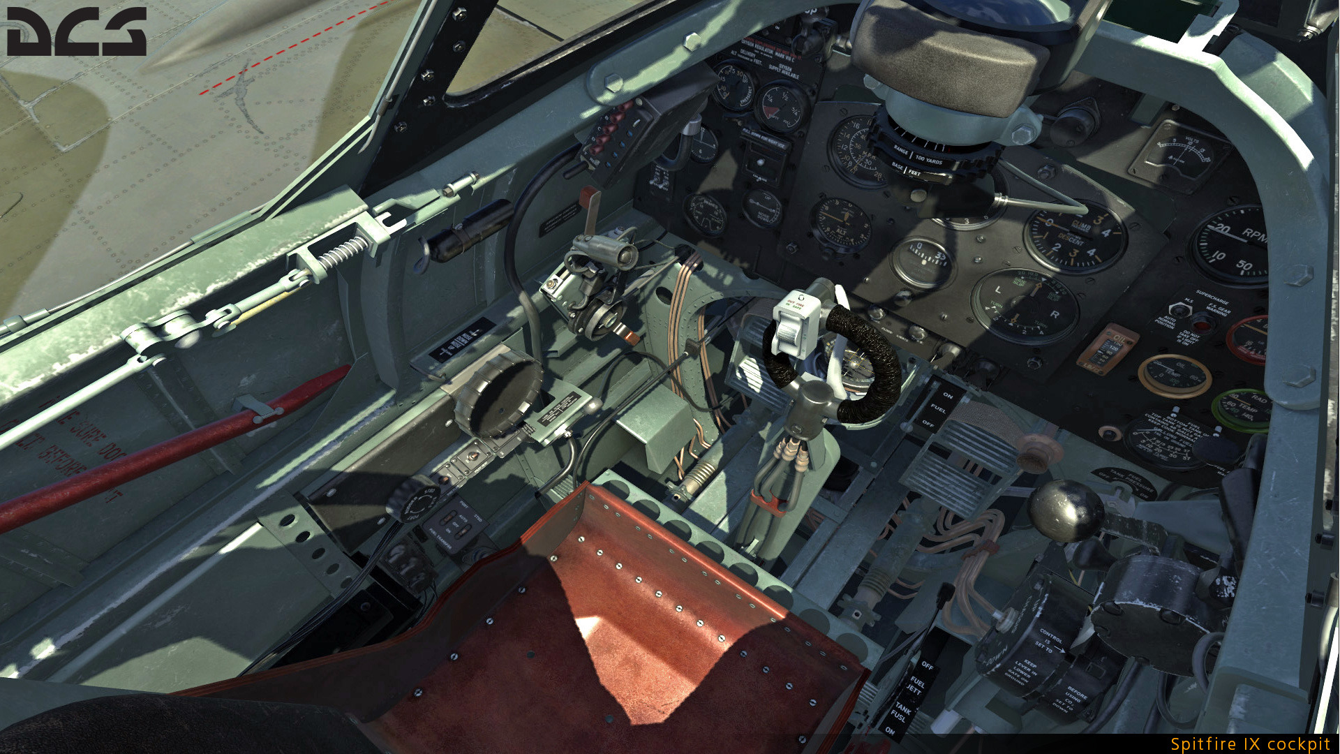 DCS Shopping list Spitfire-IX-cockpit-02