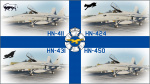 F-18C Finnish Airforce 4 pack v.1.1