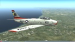US Navy VF-24 Corsairs Skin Pack for DCS F-86F