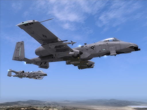 DCSW A-10c - Single Player Missions (Patch for game) (v2.55x)