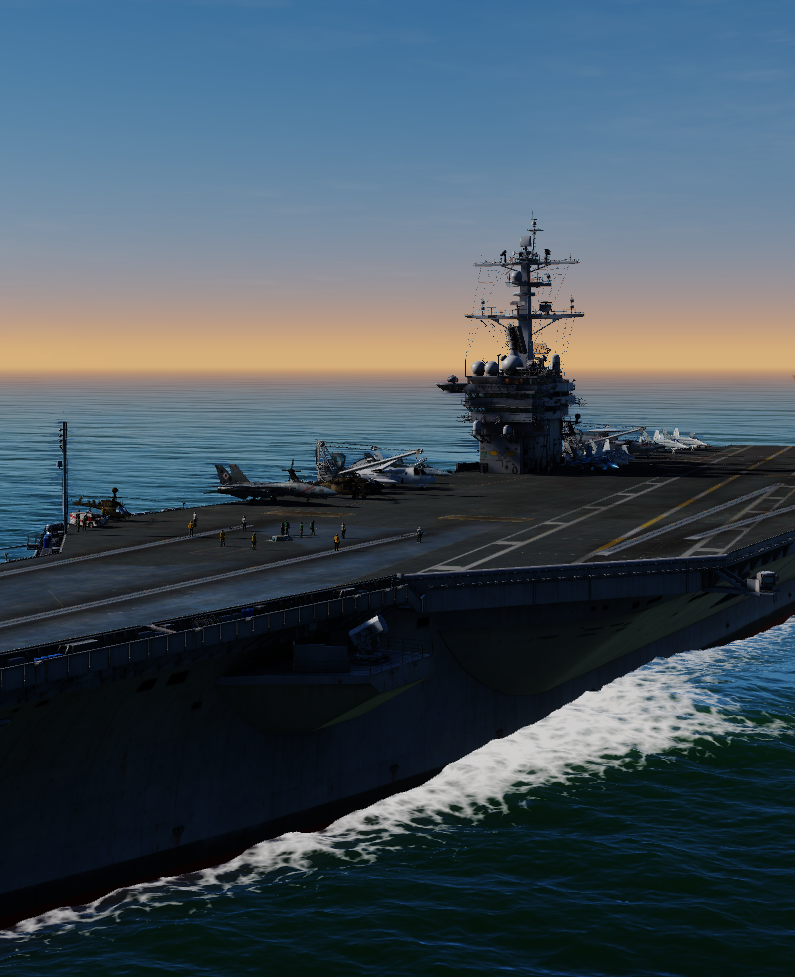 Persian Gulf multiplayer mission