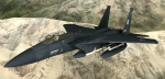 F-15C ISAF Mobius One ACTIVE