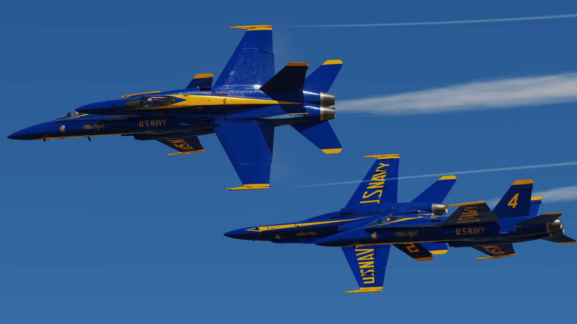 Обои Blue angels, Speed, wallpapers, navy. Авиация foto 9