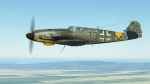 Bf-109 G Günther Rall by Reflected