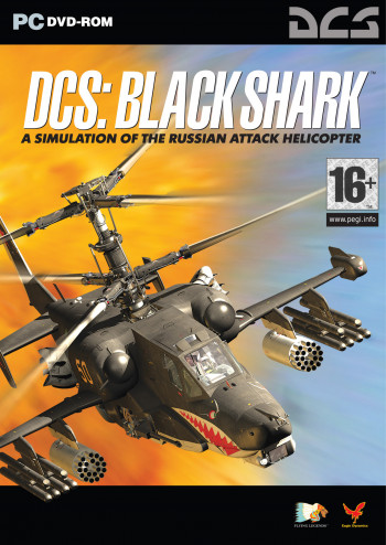 DCS: Black Shark (Spanish)