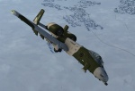 A-10c Warthog - RCAF Fictional Snow/Winter Camo Pack