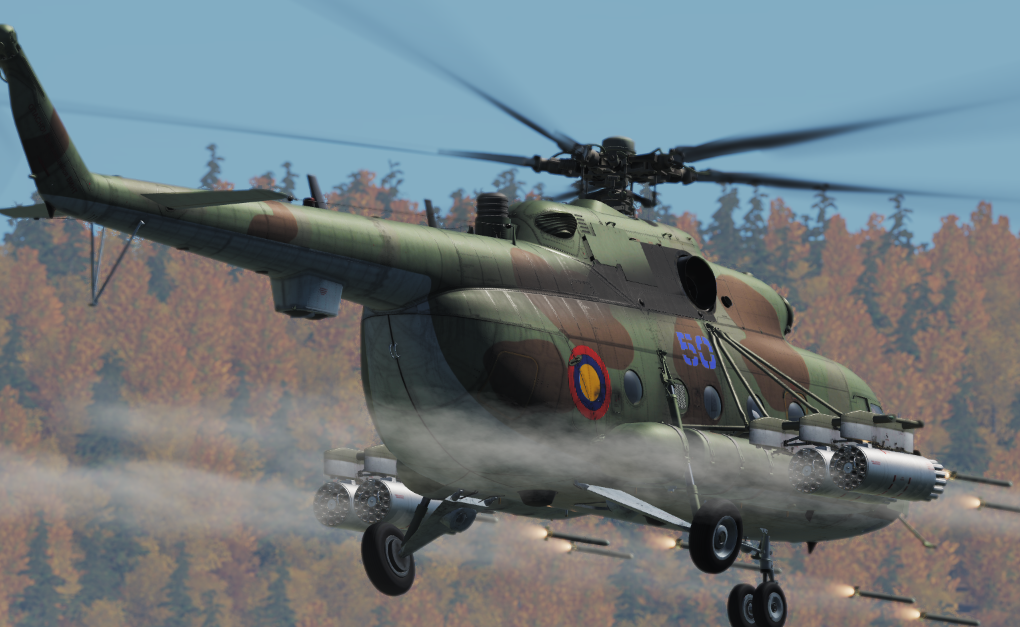 Mi-8 Armenian Air Force