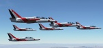 Six L-39 in formation and you one of them (miz)