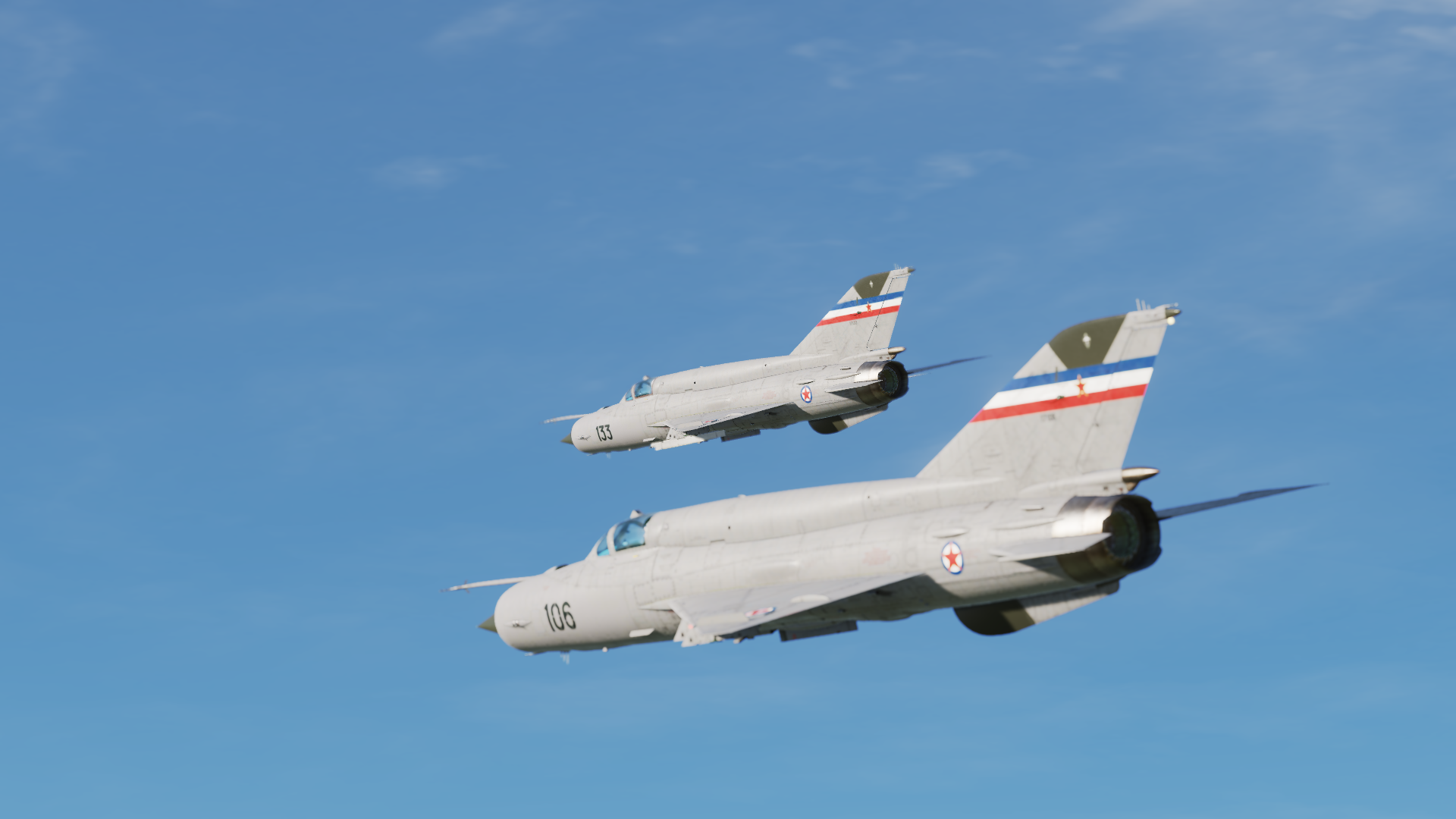 Yugoslav air force MiG-21bis *UPDATE*