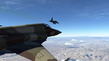 F-5E Aggressors Basic Fighter Maneuvers Campaign