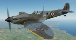 Spitfire MJ351, 414 RCAF, Fighter Recce