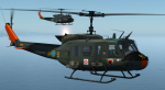 HKP 3 Flygvapnet F10 Skin for the Huey