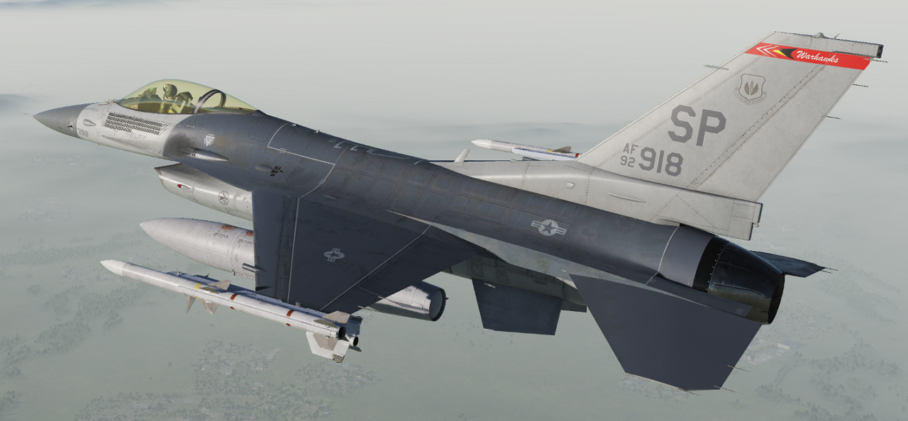 "480th FS ""SP"" Spangdahlem AB  V0.9"