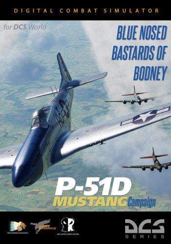 Кампания P-51D: The Blue Nosed Bastards of Bodney