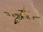 Hercules KC-130H 312sqn Spanish Air Force Skin Pack