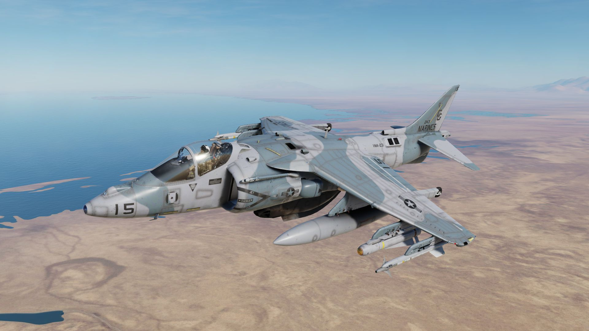 Generic VMA-231 early 90s camo