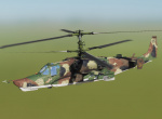 Fictional Australian Army Ka-50 Woodland